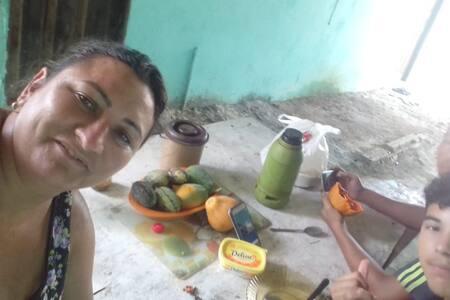 Quarto em Casa de Campo - São Domingos (Amazonas)