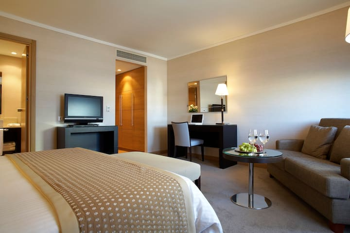 Galaxy Hotel Iraklio Executive Double Room