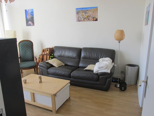 Wonderful and luminous flat ideally located ! - Ixelles - Apartment