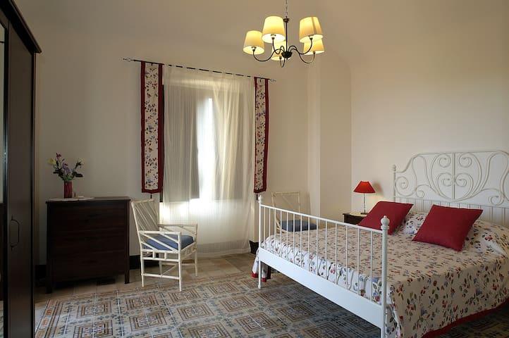 Camera da letto 1 (matrimoniale)