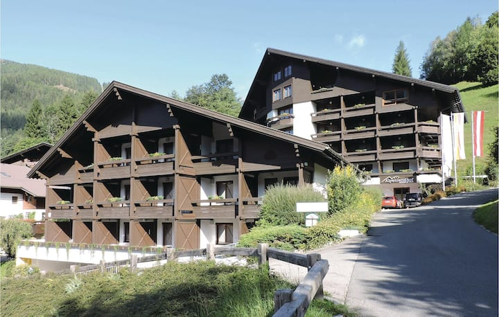 Stunning home in Bad Kleinkirchheim with 1 Bedrooms