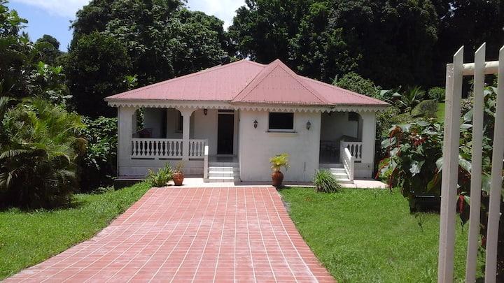 Magnifique villa T4