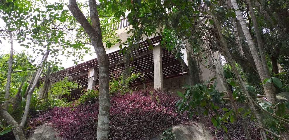 Casa nas Ilhas de Itacuruçá - Ponta do Boi