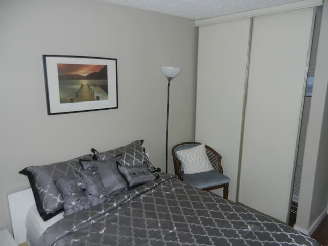 Cozy room, Min from Anthony Henday - Edmonton - Appartement