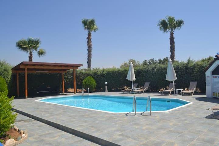 Latchi Villa Joelena-3 bedroom with panoramic view