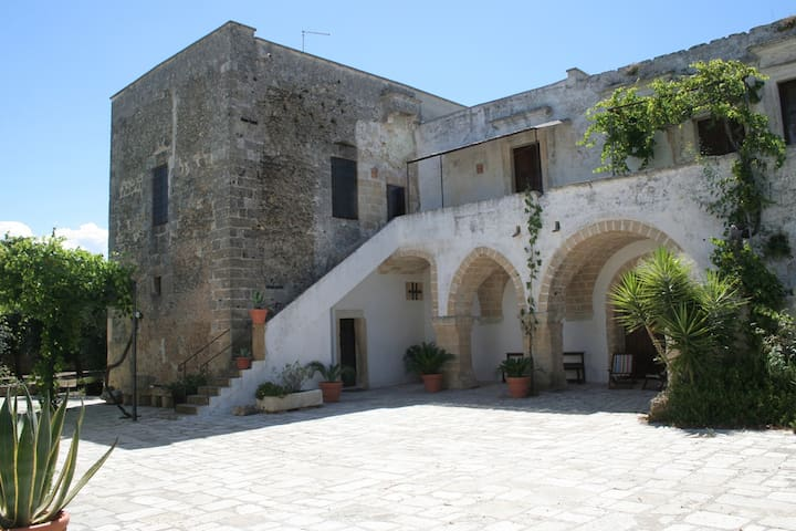 Estate (Masseria) - Flat with 2 sleeping rooms