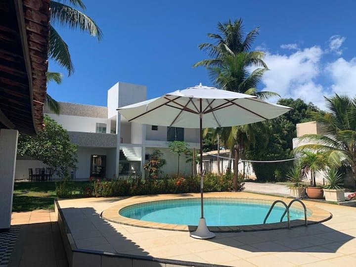CASA DE PRAIA BEACH HOUSE - COND INTERLAGOS BAHIA