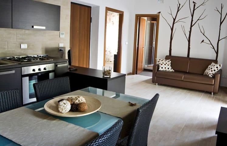 inStile aparthotel - Trilocale