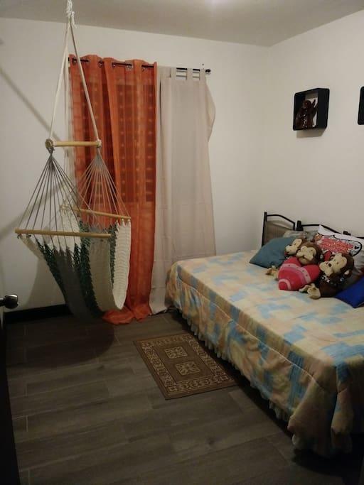 Habitación 1 - vista 1