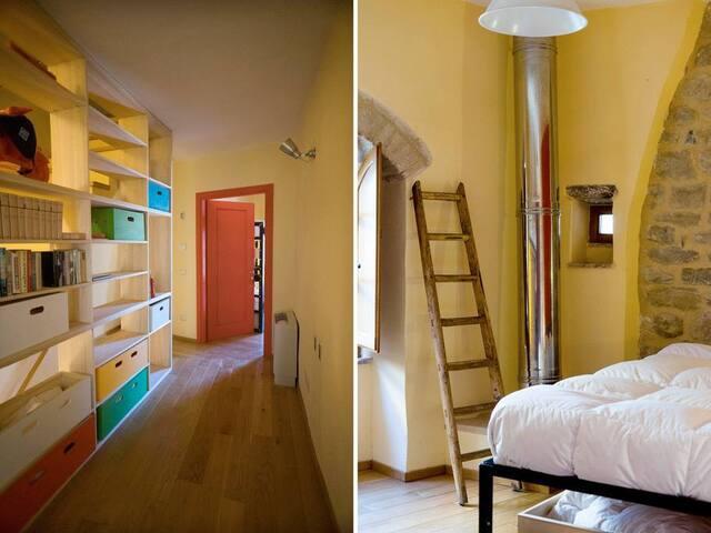 Family room @ Borgo Bello