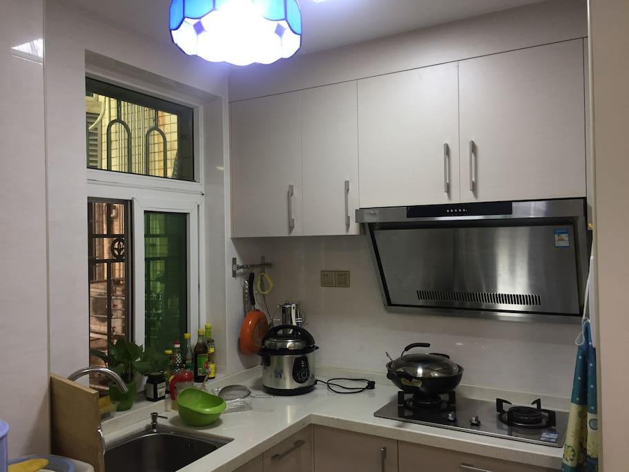 通透的厨房