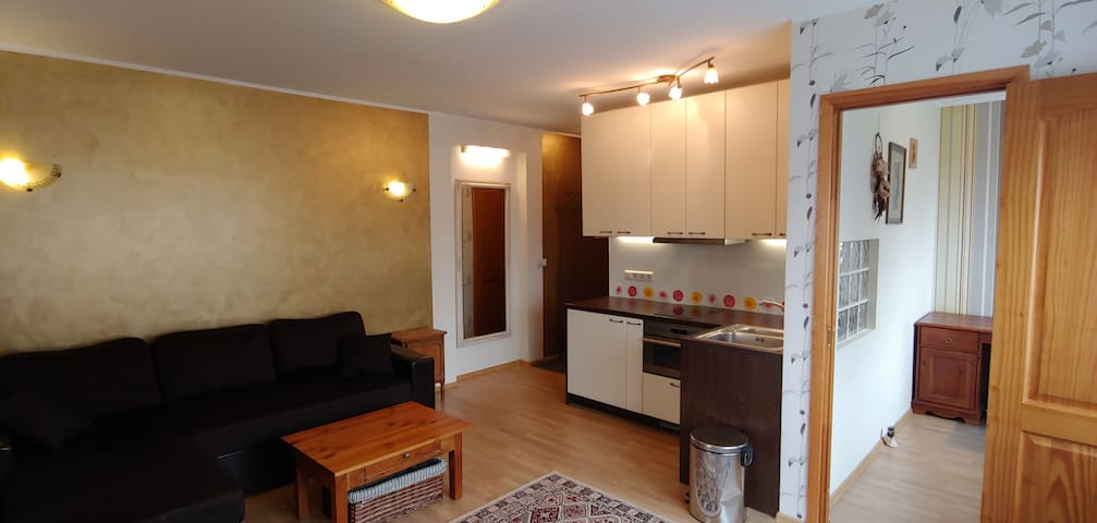 Romantic and cosy apartment in the center of Tartu