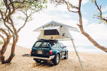 4WD Roof Top Camper - Kalaheo