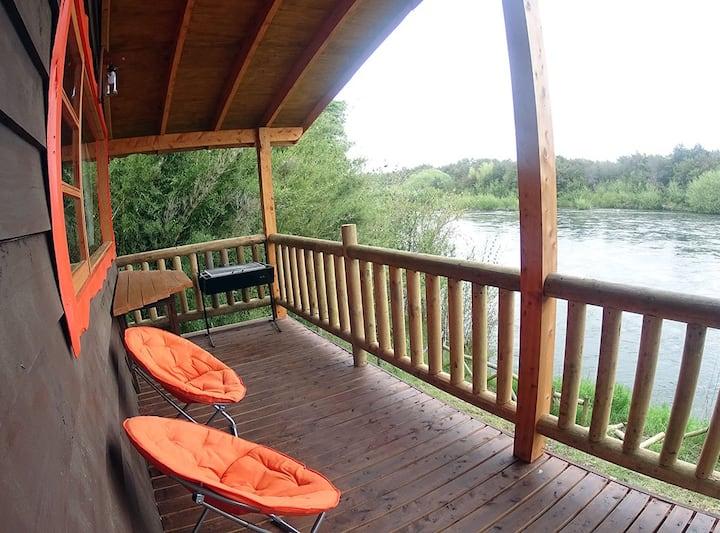 Casa del río...el lugar de tu recreo