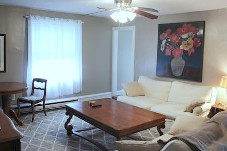 Spacious Skyline Suite - Wilmington - Wohnung