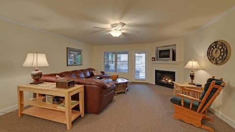 Luxury Condo with In-Town Convenience