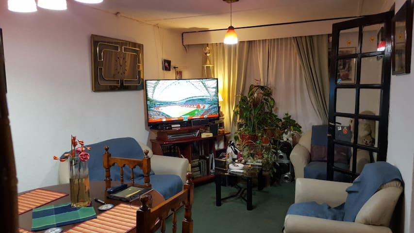 Habitacion en Casa del Centro