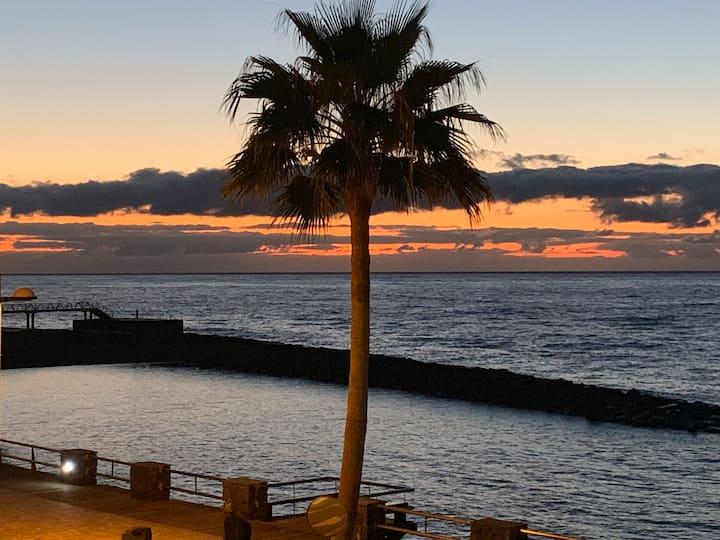 Magnífico apartamento vistas increíbles al océano