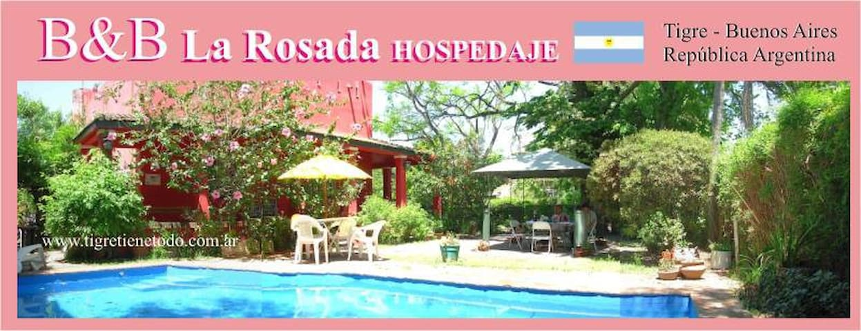 B&B - Tigre - Bed & Breakfast