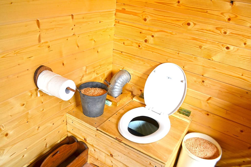 Kompost WC