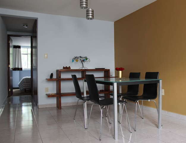 Full Apartment in Excellent Location !! - Mexiko-Stadt - Wohnung
