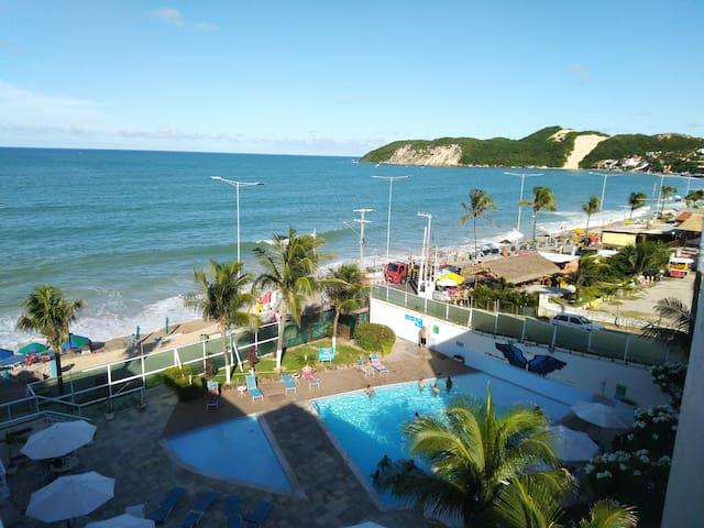 ES - Hotel Ponta Negra Beach apto 524