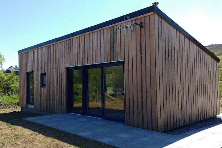 The Blueberry Shed - Portree - Bungalov