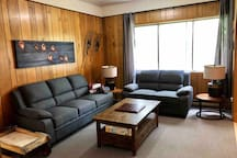 Comfy Furnished Home 200' from Lake, Beach, Dock