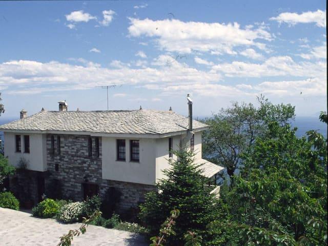 VillaGeorgie ap4 Tsagarada Pelion - Tsagkarada - Apartment