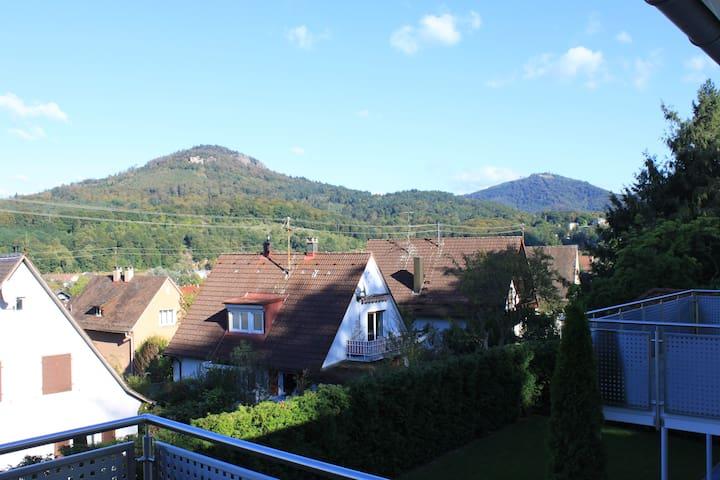 Haus am Eichwald - Baden-Baden - Hus
