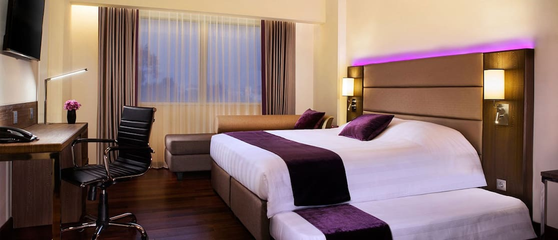 Super King Room (24M2) - Satoria Hotel Yogakarta