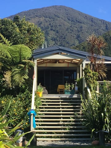 Paradise & nature found in Queen Charlotte Sound.