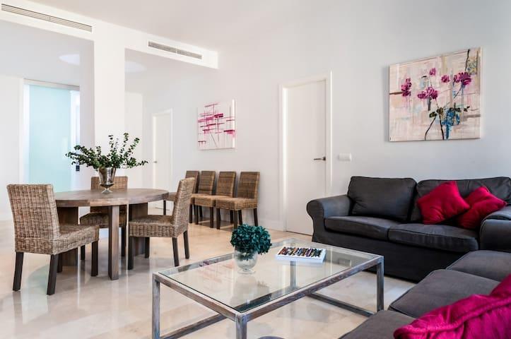 NEW APARTMENT IN A PRIVILEDGE LOCATION!! - Sevilla - Condo