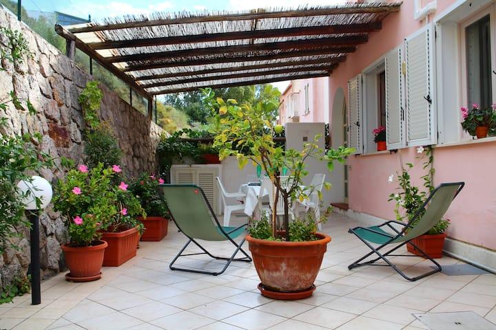 Villa Fiori di Arancio Lipari