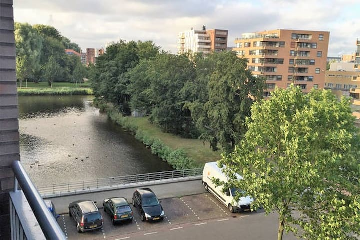 Single room in a shared Apartment - Amsterdam - Wohnung