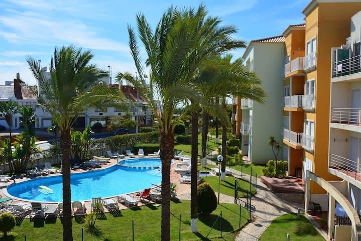Balcony View Albufeira