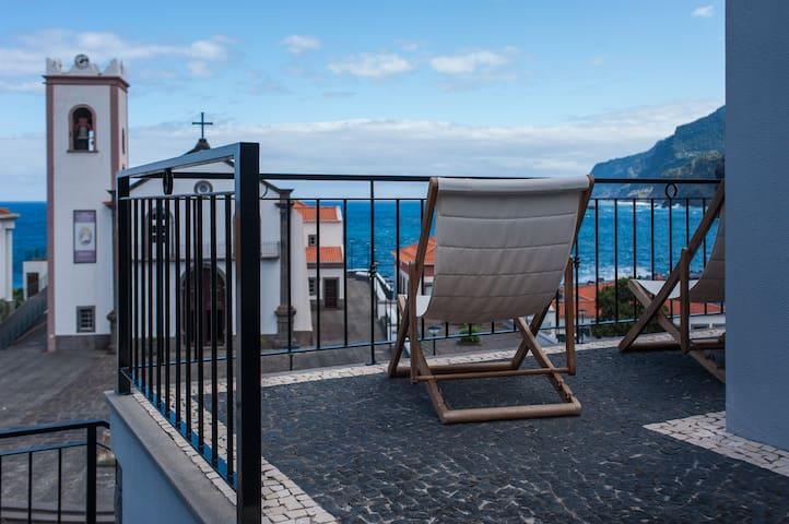 Casa Abreu bright and stylish, sea, nature & relax