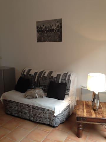 Appartement T2 indépendant - Gémenos