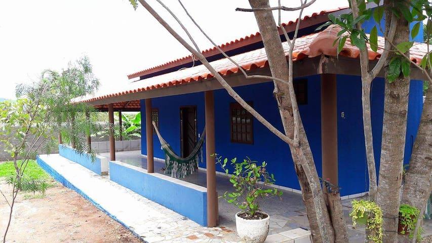 Casa para feriados e fins de semana - Cavalcante - Dům