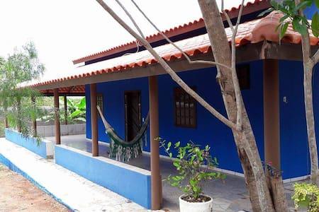 Casa para feriados e fins de semana - Cavalcante - Dom