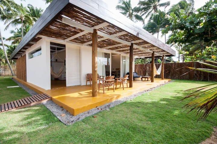 Casa Coqueiral - Design e Conforto Beira Mar