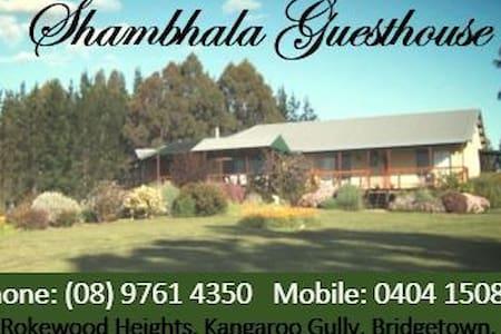 Shambhala Guesthouse - Kangaroo Gully
