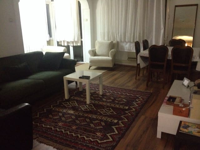Lovely cozy private room in izmir - Balcova - Appartement