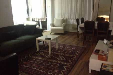 Lovely cozy private room in izmir - Balcova - Apartment