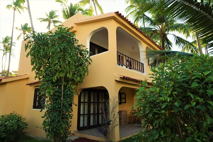 Villa Dominicana en Los Corales - Bávaro - Villa
