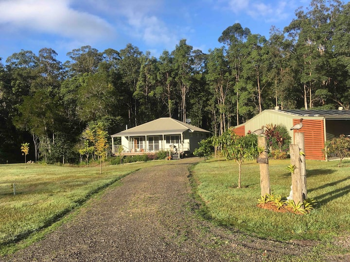 Mirembe Cottage: 45 acres of peace (Dinner Option)