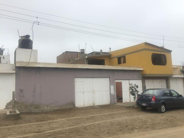 Casa en San Bartolo-Tranquilidad y seguridad - Lima - Apartment