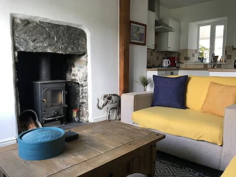 Cosy Cottage in Beautiful Snowdonia