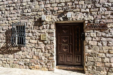 Casa Duende´s (Medinaceli- Soria) [ 3 estrellas ]