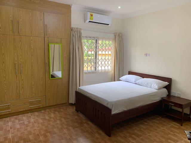Views of the 1st Standard Bedroom